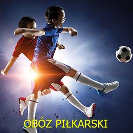 Obóz piłkarski